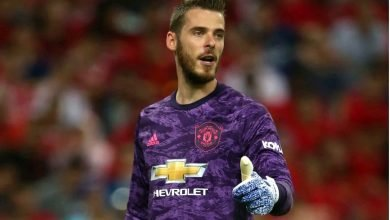 Photo of EPL: De Gea reveals who caused Man Utd's 1-1 draw with Arsenal