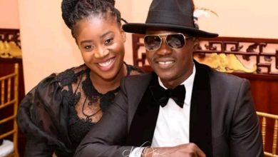 Photo of How Sound Sultan praised his wife as they celebrate 10th wedding anniversary