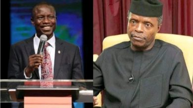 Photo of Osinbajo told us some cabals are behind corruption allegations against him – Bishop Wale Oke