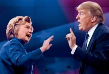 Photo of Hilary Clinton slams Trump as he taunts her to run for president