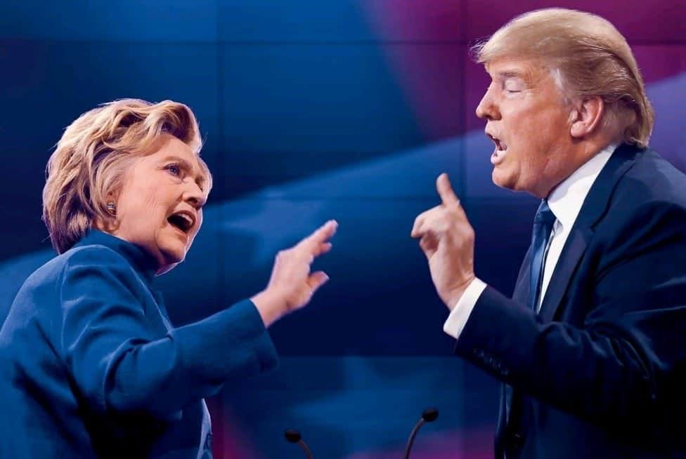 Hilary Clinton - Trump