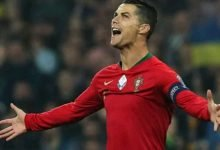 Photo of What Ronaldo said after scoring 700th career goals
