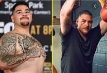Photo of Andy Ruiz shows off amazing body transformation ahead of fight with Anthony Joshua