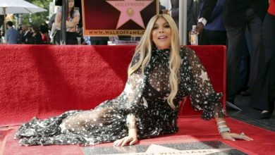 Photo of Wendy Williams given a star on the Hollywood Walk of Fame