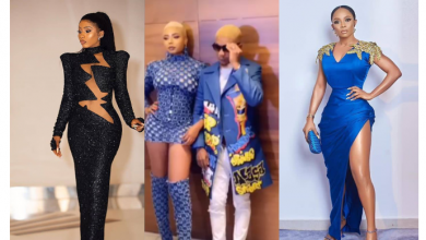 Photo of First gorgeous photos from #Headies2019