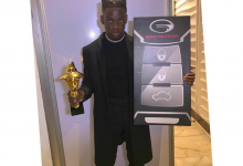 Photo of Moments Rema flaunted his winnings as Headies Next Rated artiste