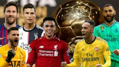 Photo of List of nominees for 2019 Ballon d'Or award
