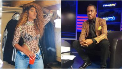 Photo of Twitter goes wild after Charles Anazodo blast Tiwa Savage for not greeting him