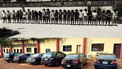 Photo of EFCC parades 27 suspected internet fraudsters in Enugu