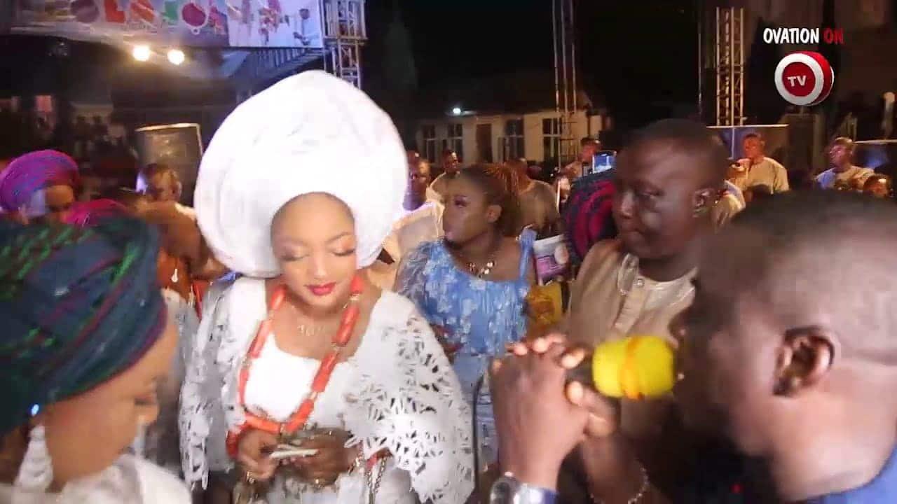 KWAM1 confirms Dolapo Awosika as Prophet Kasali's.