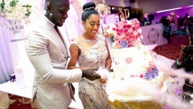 Photo of Sharon Oyakhilome and husband celebrate 1st wedding anniversary