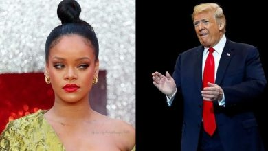 Photo of Rihanna calls President Trump the 'most mentally ill human being in America'