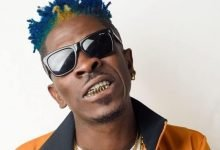 Photo of Shatta Wale excited as he gets a Nigerian passport with work permit, calls himself a Naija boy