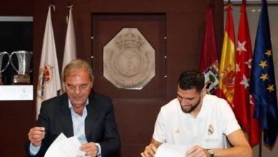 Photo of Real Madrid unveils Salah Mejri as new signing