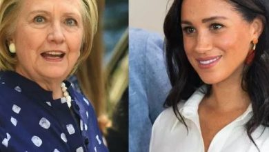 Photo of Hillary Clinton believes Meghan Markle is targeted by British tabloids due to racism