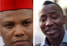 Photo of If Sowore was Igbo, he would have been out by now – Reno Omokri