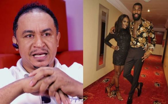 daddy freeze - Mike and wife