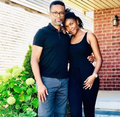 omoni oboli's husband