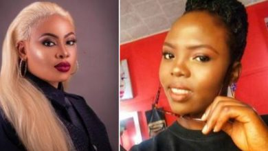 Photo of How BBNaija's Nina reacted when a lady tried to school her