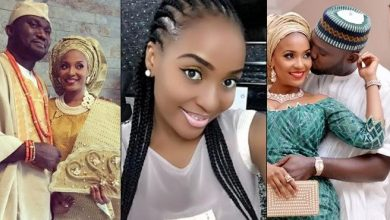 Photo of Actress Olaide Olaogun's marriage ends over allegations of domestic violence