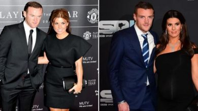 Photo of James Vardy unfollows Wayne Rooney over war between their wives