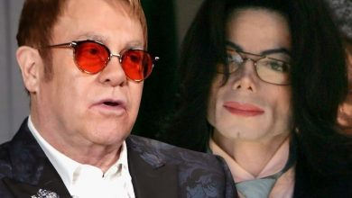 Photo of Michael Jackson 'Mentally Ill' and 'Disturbing to be around' – Elton John