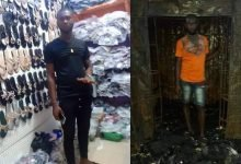 Photo of Man called out after posing as a trader who lost goods in Onitsha market fire
