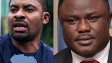 Photo of Deji Adeyanju ask US Embassy to place Gov Ayade on Visa ban