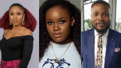 Photo of Wale Jana shares post celebrating Mercy but appears to be shading Cee-C