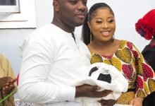 Photo of Benita Okojie welcomes her miracle baby girl (Photo)