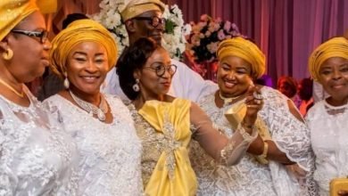 Photo of Fayose Throws Lavish Party For Mum At 80 (Photos)