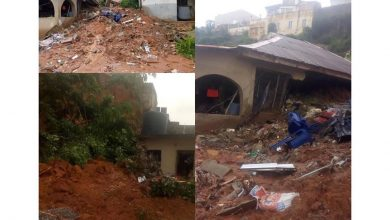 Photo of Black Saturday as Mother, three children die in another Lagos building collapse