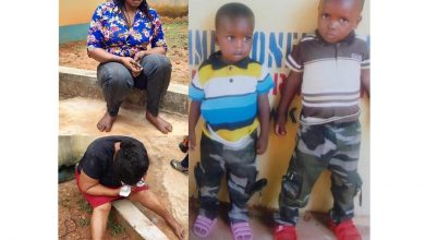Photo of How another set of stolen kids were rescued in Anambra