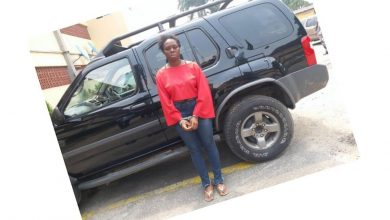 Photo of How this 23- year old woman stole her lover's SUV after s*x