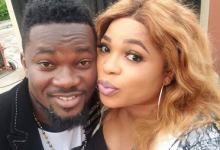 Photo of Drama as married actress Kemi Afolabi and another lady fight over actor, Gida (photos)