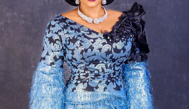 Photo of Mercy Aigbe beats other celebrities…emerges 'fashion Queen' of Nigerian parties (photos)
