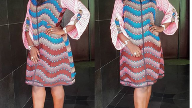 Photo of KFB Churchy & fly presents the best Ankara styles worn this week (Volume 77)