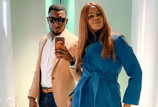 Photo of Timi and Busola Dakolo storm London after Pastor Biodun and wife jet out of Nigeria for vacation (photos)