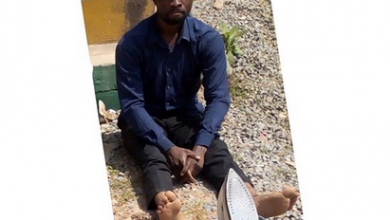Photo of Pastor arrested for torturing 10-yr-old boy with hot electric iron