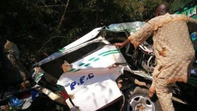 Photo of Offapoly students going for NYSC, feared killed in an auto crash