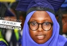 Photo of How Plank Seller's Daughter, Abibat Owolabi, emerged best graduating master's student in UI (Photos)