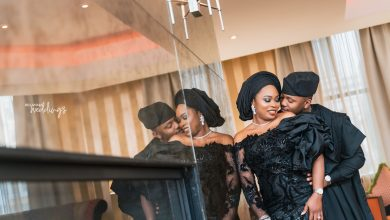 Photo of They found love on Twitter! Bisolu and Ayodele pre wedding album