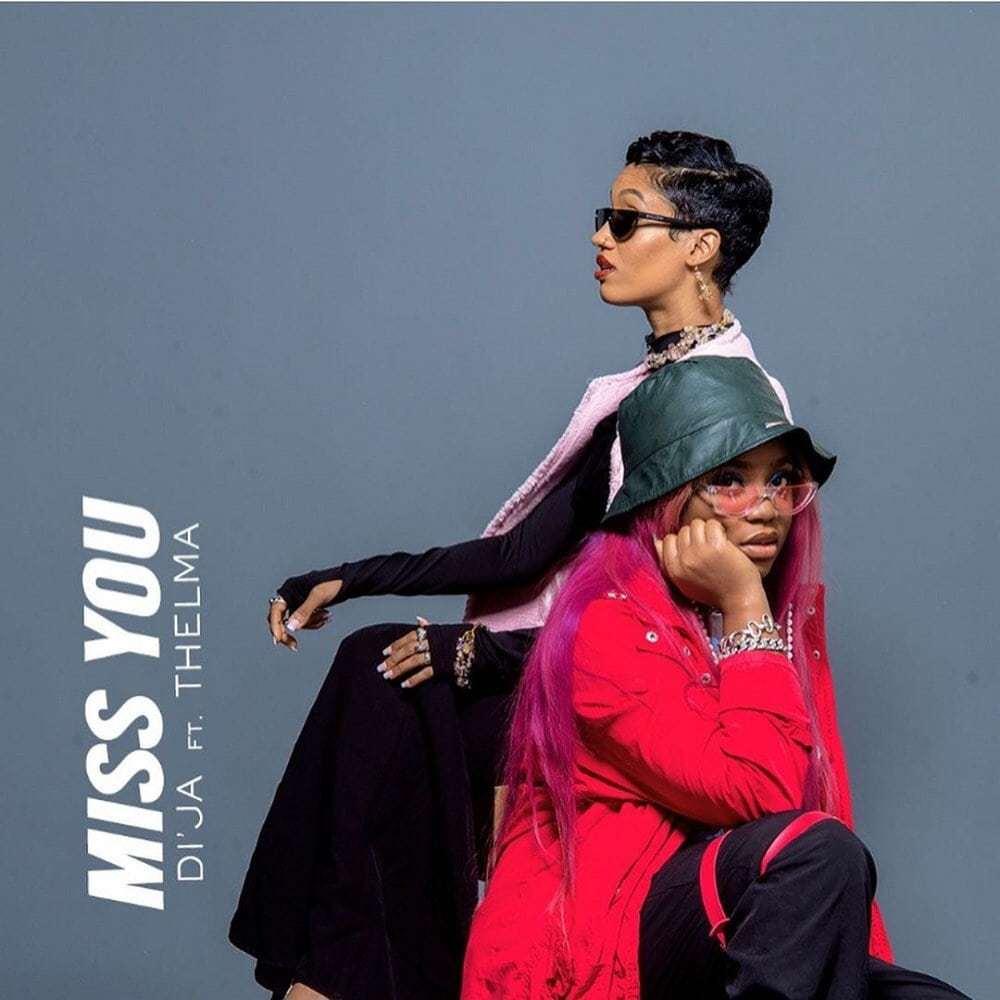 Download Di'Ja – Miss You ft. Thelma mp3 download