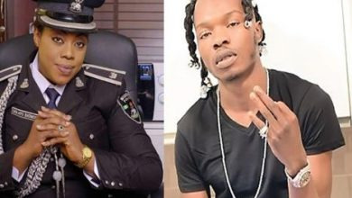 Photo of Naira Marley Talks Rudely To Dolapo Badmus