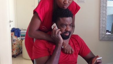 Photo of Kunle Afolayan's estranged wife change name as she moves on