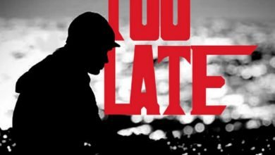 Photo of Mr. P – Too Late