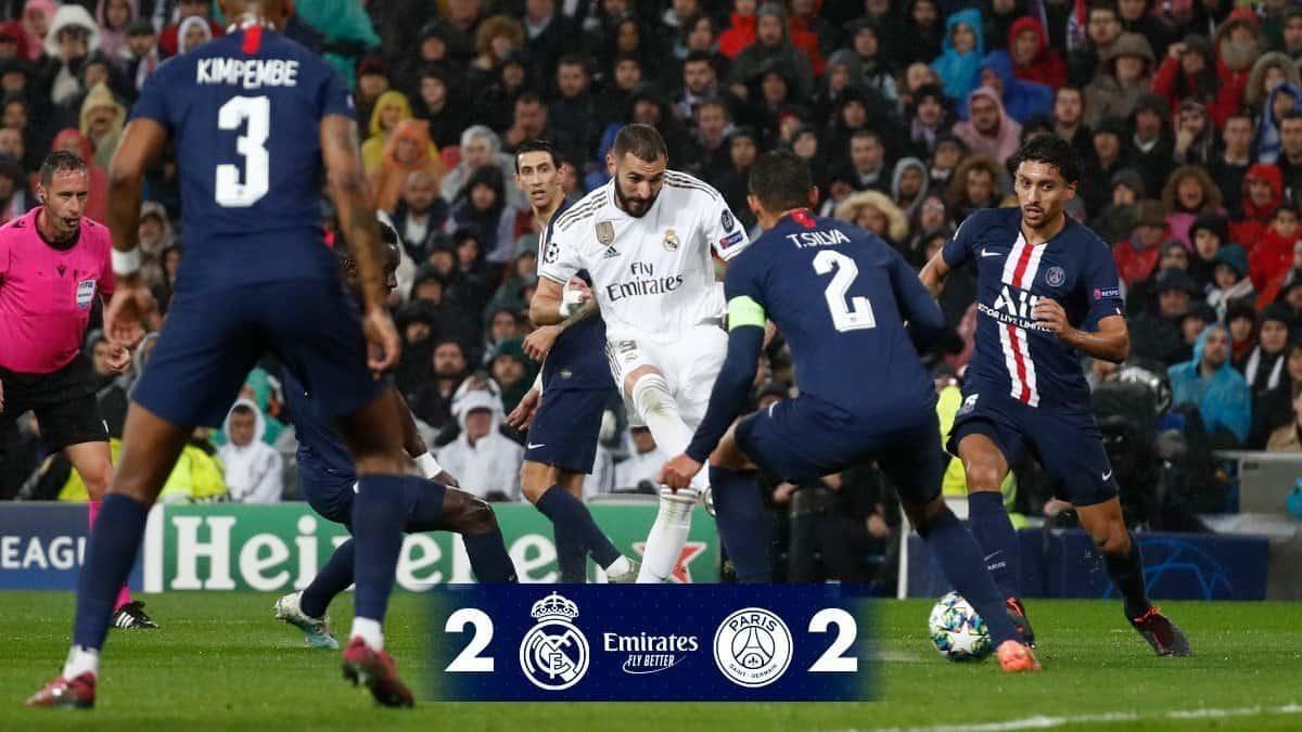 Madrid Psg
