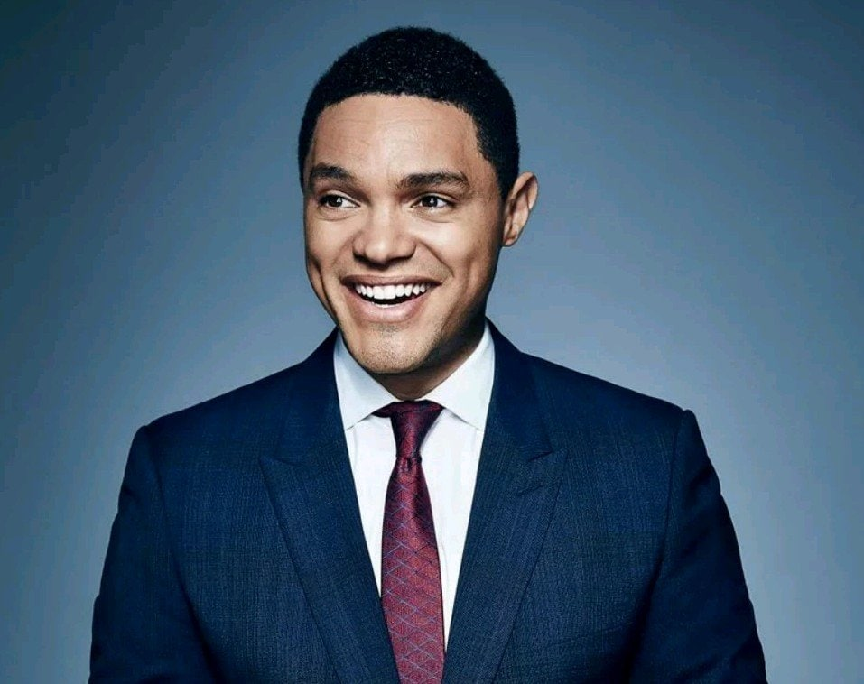 Image result for Popular comedian, Trevor Noah has revealed that he is an advocate of people not living together even when married