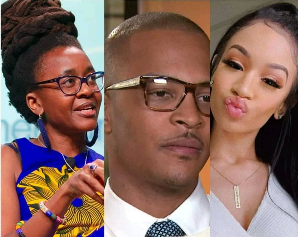 Nigerian-American writer Nnedi Okorafor blasts T.I. for monitoring his daughter's virginity