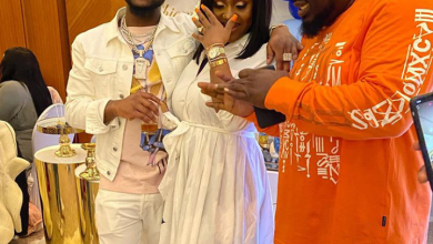 Photo of Beautiful moments from Davido's son's naming ceremony in London